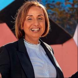 Fatima Jenn - Elections Municipales Mulhouse 10 février 2020